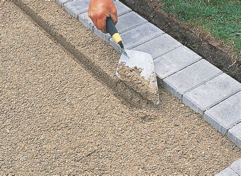 Red Kitchen Paint Ideas - how to lay paving blocks gravel asphalt ideas advice diy at b q