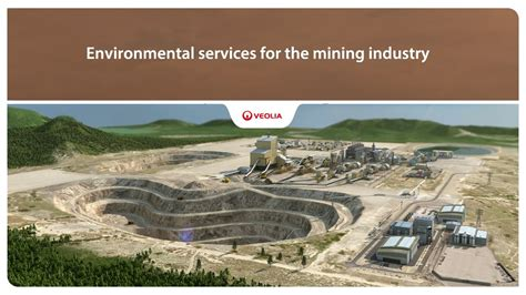 mining services companies environmental services for the mining industry veolia