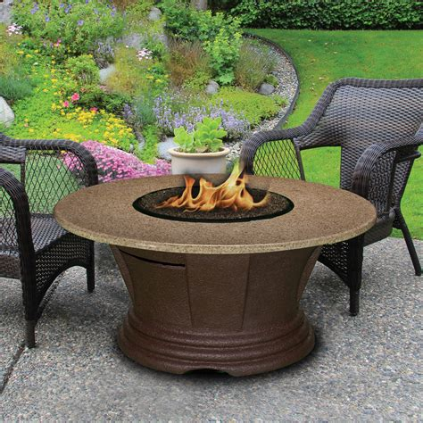 Should you purchase any of these products, i will receive a small commission at no extra cost to you. 10 Outdoor Propane Fire Pit Coffee Table Images