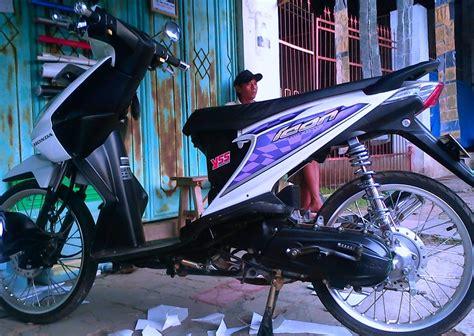 Gambar Motor Beat Karbu by Gambar Motor Beat Modifikasi Keren