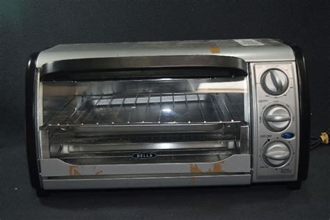 toaster oven uses 14326 3 toaster oven 4 slice broil bake used