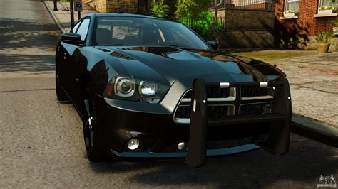 dodge charger rt max fbi  els dlya gta