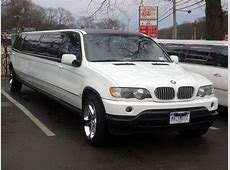 BMW X5 Limo What a crazy world