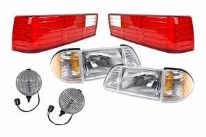 1979-1993 Fox Body Mustang Lighting Restoration - LMR