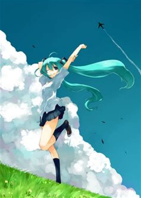 Hatsune Miku Anime Episode 1 Vostfr 1000 Images About Anime On