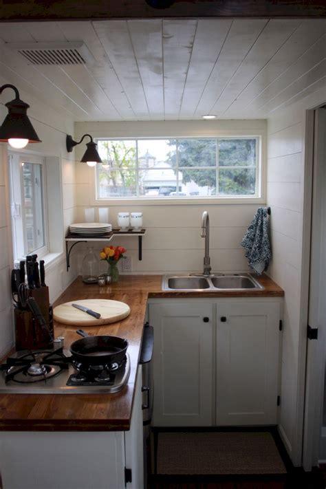 awesome tiny kitchen design   beautiful tiny house