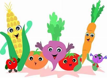 Fruit Clip Vegetable Fruits Clipart Veggies Preschool