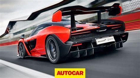 Mclaren Senna Driven  789bhp Hypercar On Track At