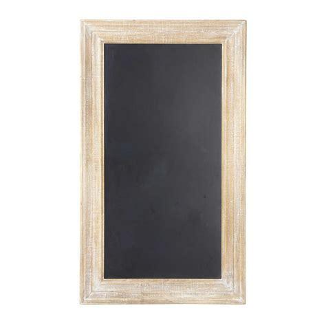 tableau cuisine maison du monde tableau ardoise noir 81 x 141 cm anjou maisons du monde