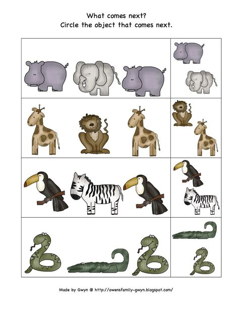 preschool printables zoo animals in the themed 538   dd7e2a7745676f16647445ff2a8dc9d7