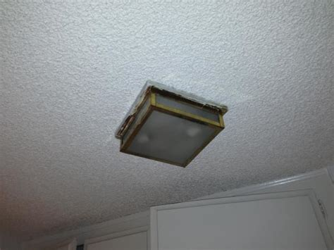 how to remove ceiling light fixture doityourself
