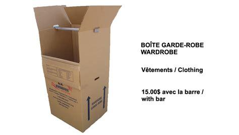 Boite Garde Robe by Bo 238 Tes De D 233 M 233 Nagement Et Mat 233 Riel D Emballage