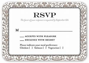 wedding rsvp cards response cards shutterfly With shutterfly wedding invitations with rsvp