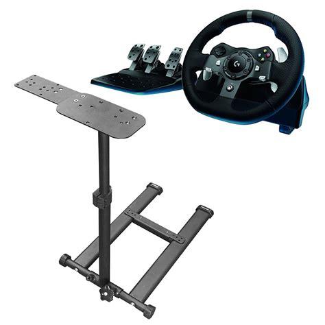 logitech  driving force racing wheel  xbox  pc