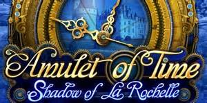 Amulet of Time - Shadow of la Rochelle   GameHouse