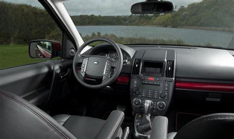 Freelander 2 Interni Land Rover Freelander 2 Foto Panoramauto