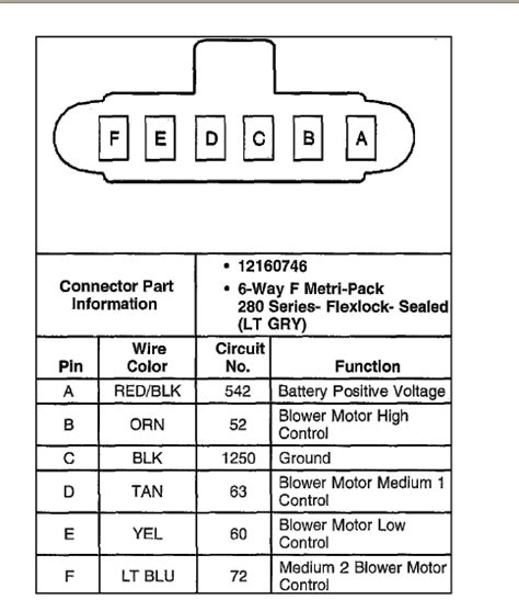 2005 Chevy Silverado Heater Wiring Diagram by I No Heat On My 2003 Chevy Express 350 Cube Truck