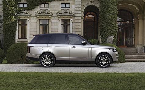 range rover 2017 land rover range rover reviews and rating motor trend