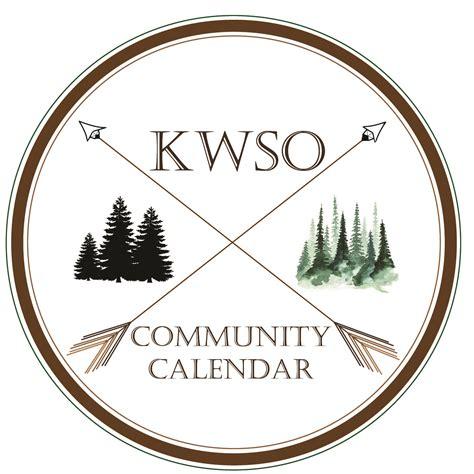 calendar mon feb kwso