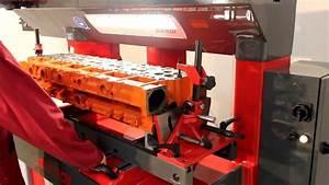 Serdi 4 5 - Seat And Guide Cutting Machine