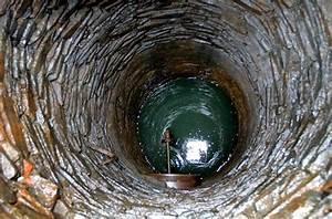 Železitá voda ve studni