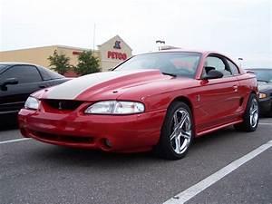 1995 SVT Cobra Mustang