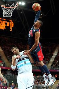 Best Plays from 2012 Team USA (LeBron, Durant, Kobe, Melo ...