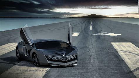 Qatar's First Homegrown Car Feels Heat For Design