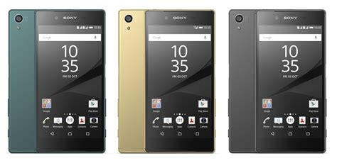 sony looks to bring its xperia z5 and z5 compact to the us in february talkandroid