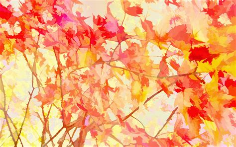 Autumn Wallpapers Watercolor by Cool Fall Backgrounds 69 Images