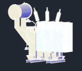 Transformer DWG Block for AutoCAD • DesignsCAD