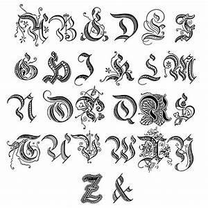 Fancy Fonts A Z | www.imgkid.com - The Image Kid Has It!