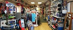 Sport equipment shop