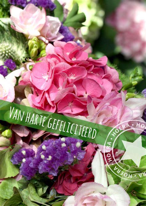 afbeeldingen verjaardag bos bloemen verjaardag bloemen blij verjaardagskaarten kaartje2go