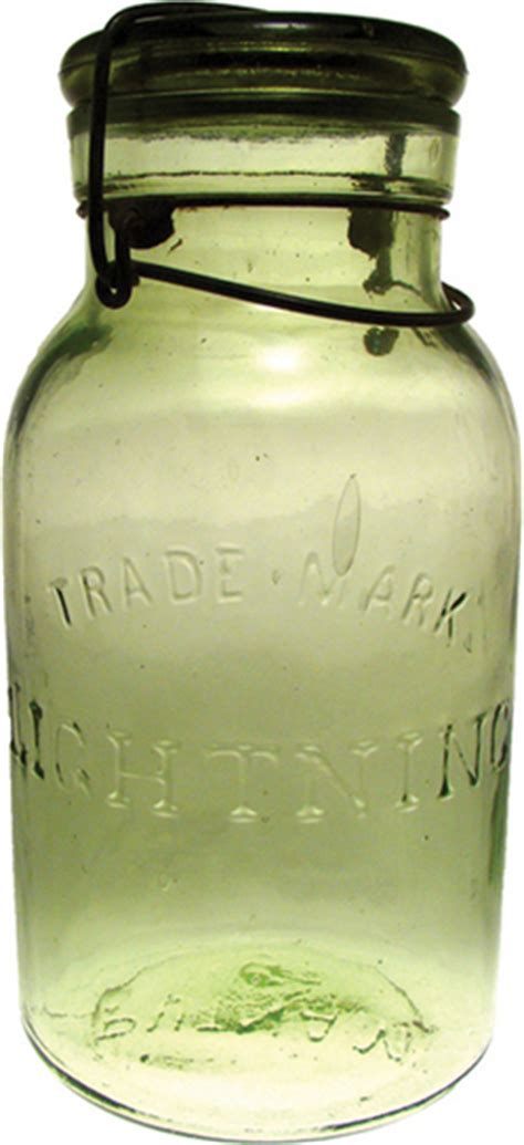 green canning jars value canning jar trademark lightning green glass lid cl quart