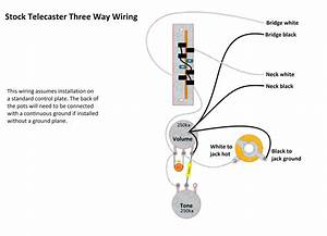 Fender Jazz Bass Wiring Diagram