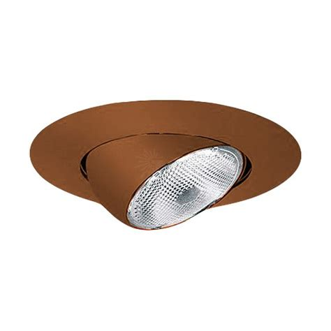 5 quot recessed lighting par 30 neck bronze eyeball trim