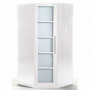 Armoire D Angle Chambre : armoire angle design ~ Melissatoandfro.com Idées de Décoration