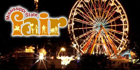 mississippi state fair entertainment  features