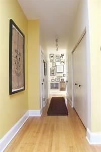 comment decorer un couloir long et etroit peindre couloir With comment decorer un long couloir etroit