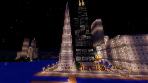 map 1 7 9 newcart ville moderne minecraft fr forum