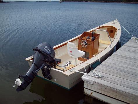 deer isle long point skiff
