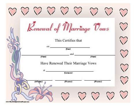 commemorate  renewal  wedding vows