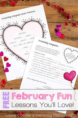 february fun  lessons youll love