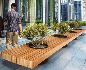 Reinterpreting, Nature, In, Design, 30, Urban, Benches, That, You, Instantly, Want, On, Your, Street