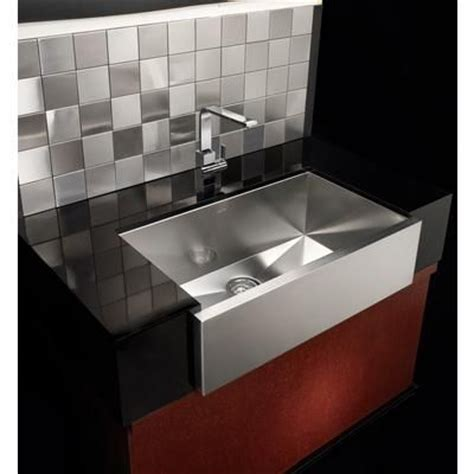 Home Depot Canada Farmhouse Sink by Blanco Handcrafted Premium Single Bowl Farmhouse Kitchen