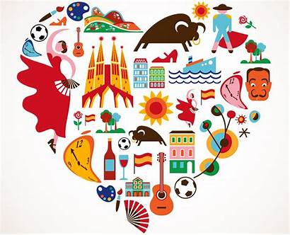 Culture Language Spanish Foreign Learning Cultura Spagnola