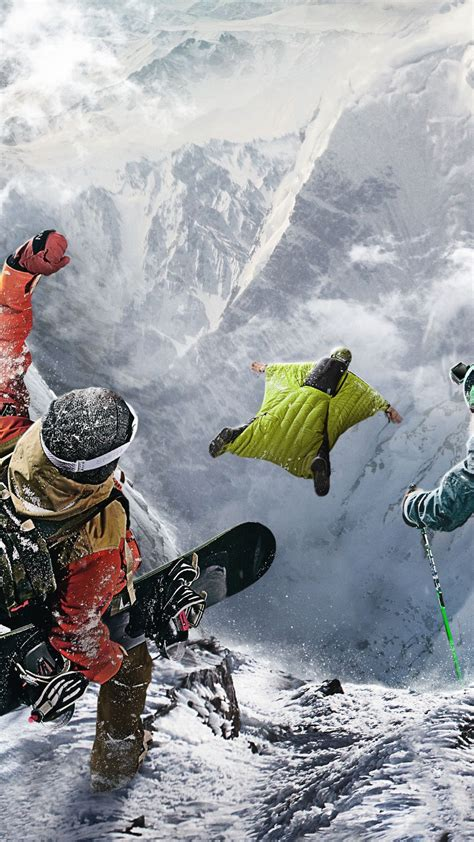 wallpaper steep extreme    games playstation