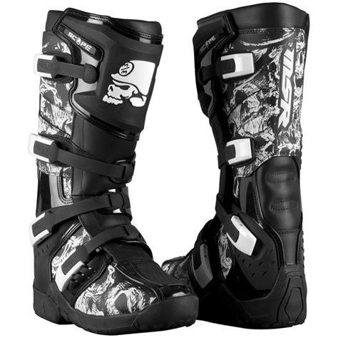 mulisha motocross boots mulisha scope boots babbitts honda partshouse