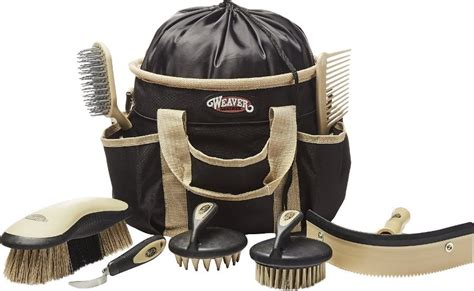 grooming horse kits kit weaver leather buying guide chewy catalog